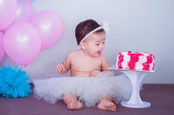 spódniczka dla niemowlaka tiulowa