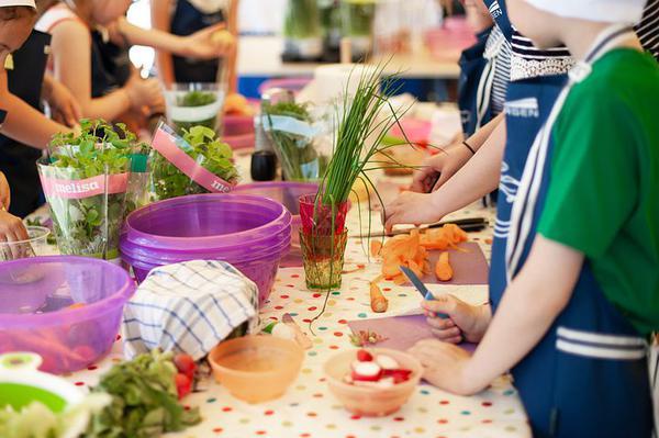 warsztaty kulinarne dla dzieci kraków